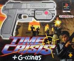 Time Crisis + G-Con45