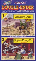 Double Under : Artillery Duel / Super Kung-Fu
