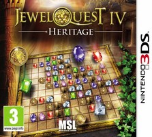 Jewel Quest IV : Heritage