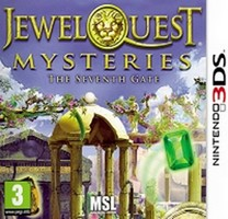 Jewel Quest Mysteries III : The Seventh Gate