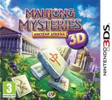 Mahjong Mysteries : Ancient Athena 3D