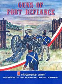 Guns of Fort Defiance