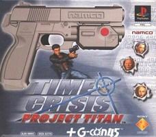 Time Crisis : Project Titan + G-Con45