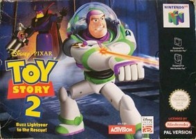 Toy Story 2 : Buzz Lightyear to the Rescue
