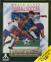 World Class Fussball / Soccer