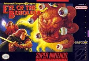 Advanced Dungeons & Dragons : Eye of the Beholder