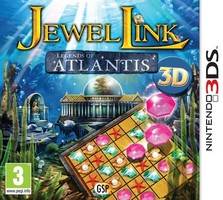 Jewel Link : Legends of Atlantis 3D