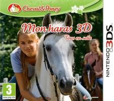 Mon Haras 3D : Tous en Selle