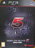 Dead or Alive 5 : Edition Collector