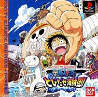 One Piece : Tobidase Kaizokudan