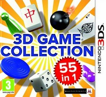 3D Game Collection : 55-in-1