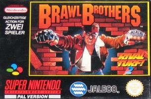 Brawl Brothers : Rival Turf ! 2