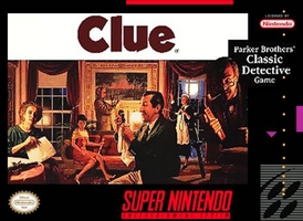 Clue : Parker Brothers' Classic Detective