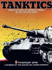 Tanktics : Computer Game of Armored Combat on the Eastern Front