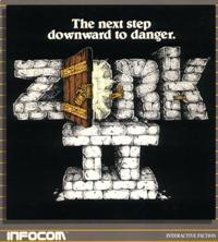 Zork II : The Wizard of Frobozz