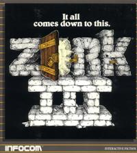 Zork III : The Dungeon Master