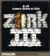 Zork III : The Dungeon Master