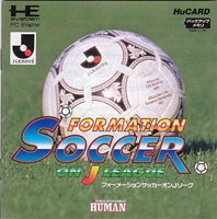 Formation Soccer : On J.League