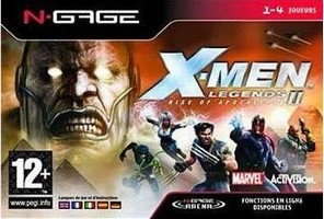 X-Men Legends II : Rise of Apocalypse