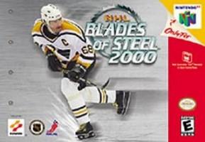 NHL Blades of Steel 2000
