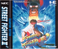 Street Fighter II ' : Champion Edition