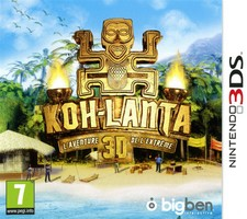 Koh-Lanta 3D : L'Aventure de l'Extrême
