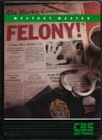 Mystery Master : Felony !