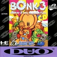Bonk 3 : Bonk's Big Adventure CD