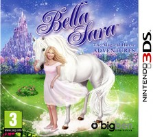 Bella Sara : The Magical Horse Adventures