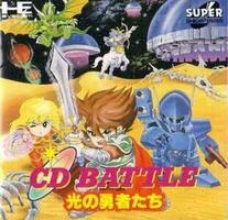 CD Battle : Hikari no Yuushatachi