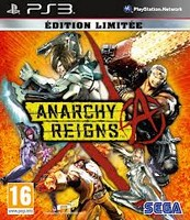 Anarchy Reigns : Edition Limitée