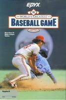 The World's Greatest Baseball Game : Enhanced Version