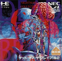 Nightmare Collection : Dead of the Brain 1 & 2