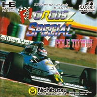 F1 Circus Special : Pole to Win