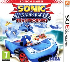 Sonic & All Stars Racing Transformed - Édition Limitée