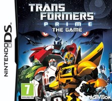 Transformers Prime : The Game