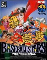 Baseball Stars : Professional