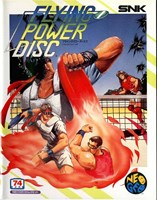 Flying Power Disk