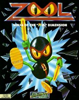 Zool : Ninja of the ''Nth'' Dimension