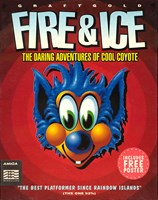 Fire & Ice : The Daring Adventures of Cool Coyote