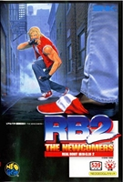Real Bout Garou Densetsu 2 : The Newcomers