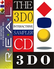 3DO Interactive CD Sampler #1