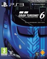 Gran Turismo 6 : L'Edition Anniversaire