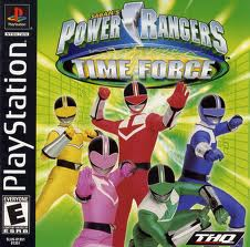 Power Rangers : Time Force