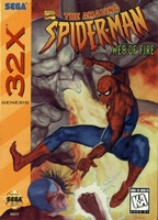 The Amazing Spider-Man : Web of Fire