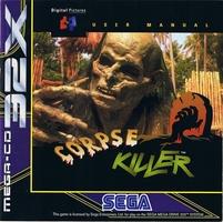 Corpse Killer 32X