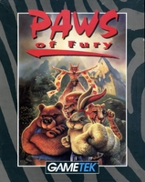 Paws of Fury