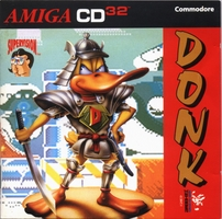 Donk ! : The Samurai Duck!