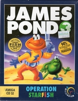 James Pond 3 : Operation Starfi5h
