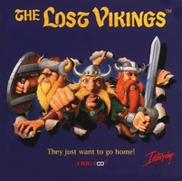 The Lost Vikings : They Just Want To Go Home